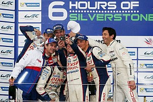 WEC Race report Toyota kicks off with double