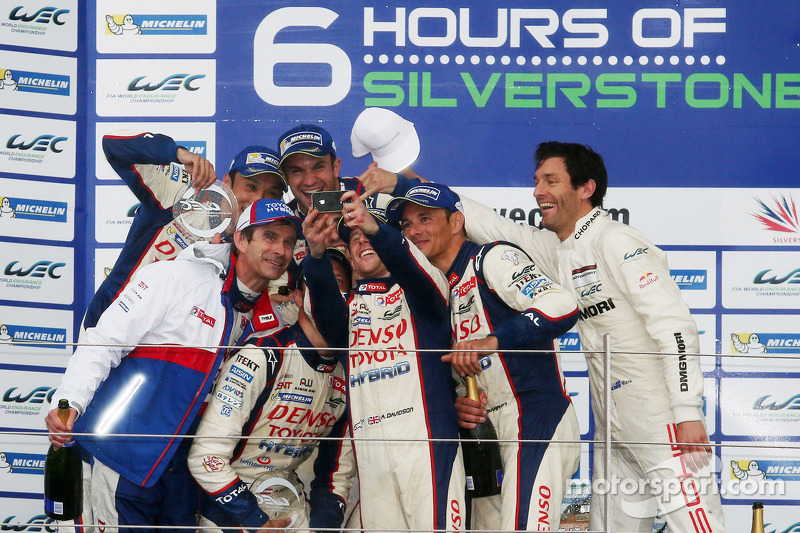 Toyota kicks off with double