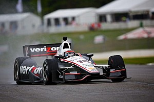 Team Penske: Barber race report