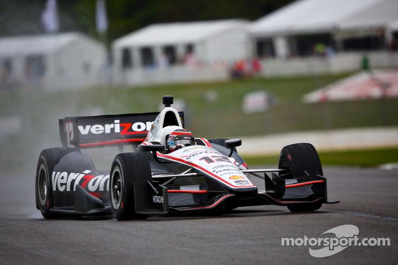 Team Penske: Barber race report