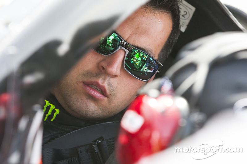 Sam Hornish Jr. hits Talladega high banks for first Nationwide start of 2014