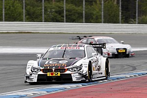 Three BMW M4 DTMs qualify for the front two rows in Hockenheim