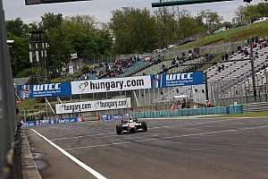 Auto GP Race report Budapest, race-2: Kimiya Sato completes week-end sweep