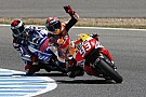 Bridgestone: Fourth successive victory for Marquez after Spanish triumph
