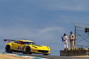 Corvette Racing at Laguna Seca: Second straight win for Magnussen and Garcia