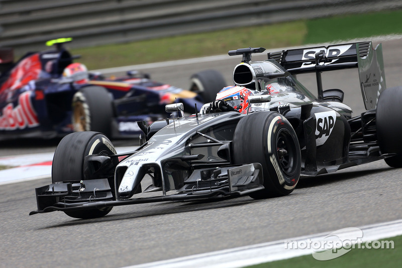 2014 Spanish Grand Prix McLaren Mercedes preview