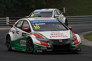 Tiago Monteiro aiming to continue run of good results in Slovakia