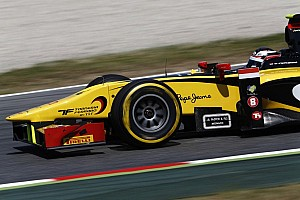 GP2 Qualifying report Richelmi scorches to Barcelona pole