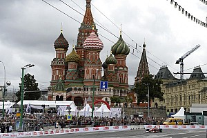 Russian crisis has stopped F1 sponsor talks