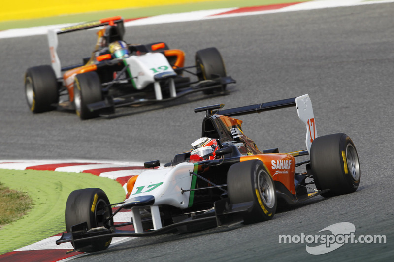 Race debut for Hilmer Motorsport in GP3 Series