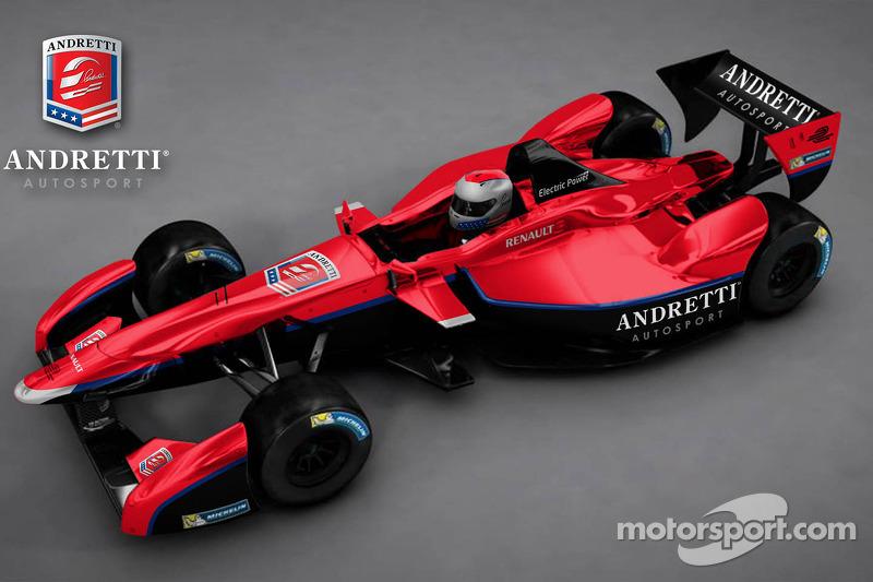 EDTA and Andretti Formula E team up to promote mainstream adoption of electric vehicles