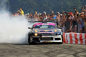Smoke in Riga: Prestigio Eastern European Drift Championship Round 1 - video