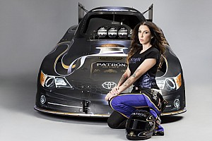 NHRA Qualifying report DeJoria, Enders-Stevens in prime position to make NHRA history in Atlanta