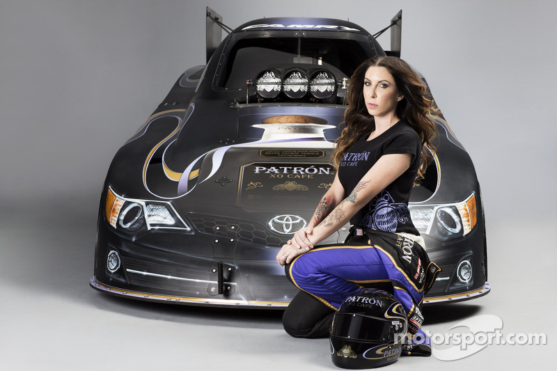 DeJoria, Enders-Stevens in prime position to make NHRA history in Atlanta
