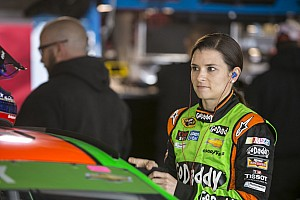 Danica Patrick rolls off fourth in the Coca-Cola 600