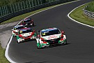 Honda Civics in split second challenge Tarquini takes Pole for Race 2