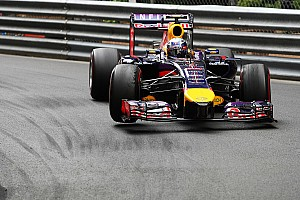 Renault Sport F1: Second consecutive podium for Infiniti Red Bull Racing's Daniel Ricciardo