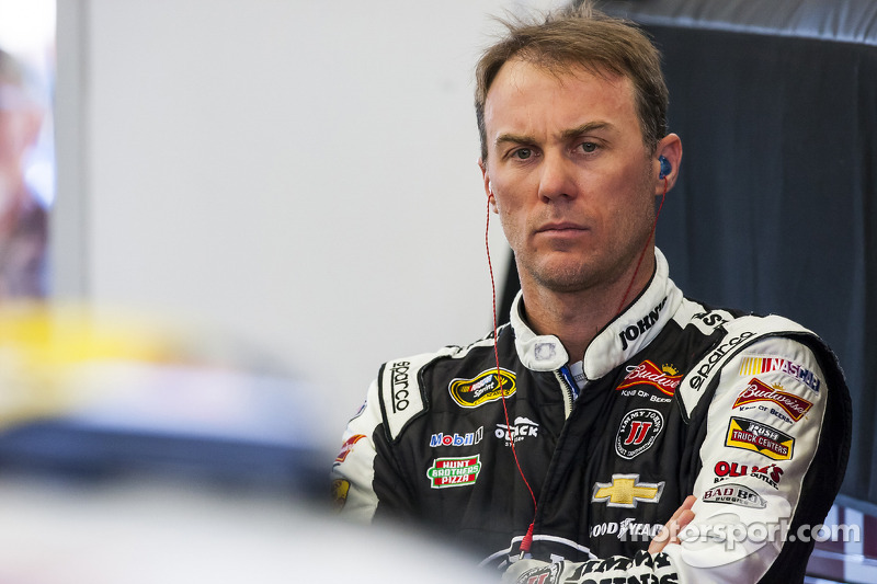 Kevin Harvick knows his team must step up to be contenders in the Chase