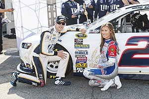 Keselowski earns pole position for Team Penske at Dover