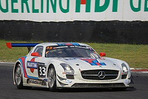 Endurance Race report German Mercedes team Car Collection Motorsport wins first edition of Hankook 12H Zandvoort