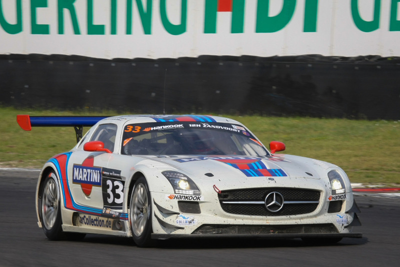 German Mercedes team Car Collection Motorsport wins first edition of Hankook 12H Zandvoort