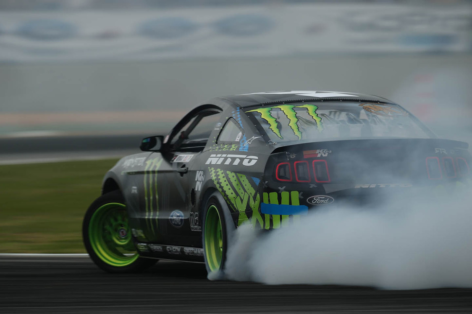 Formula Drift: Vaughn Gittin takes second consecutive event victory