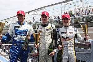 Auto GP Race report Kevin Giovesi and Andrea Roda ignite home crowd at Monza