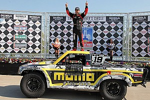 Offroad Race report Viso three for three in Detroit trucks