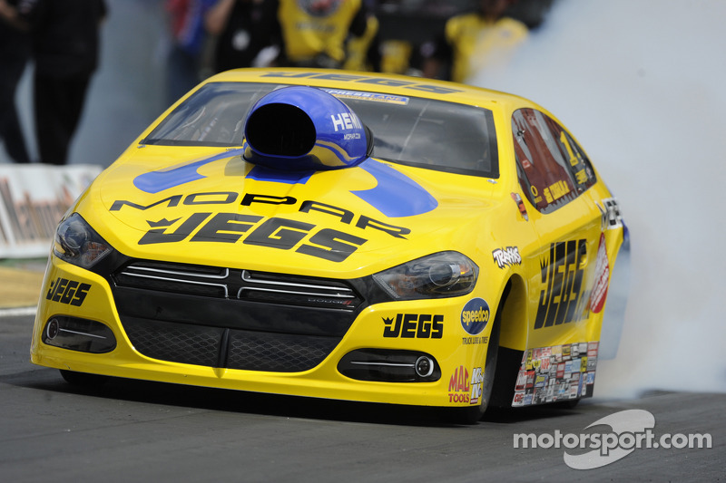 Coughlin takes victory at Summernationals for third consecutive Mopar win