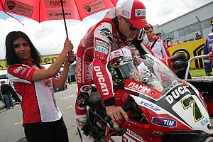 A new destination, Malaysia, for the Ducati Superbike Team this weekend