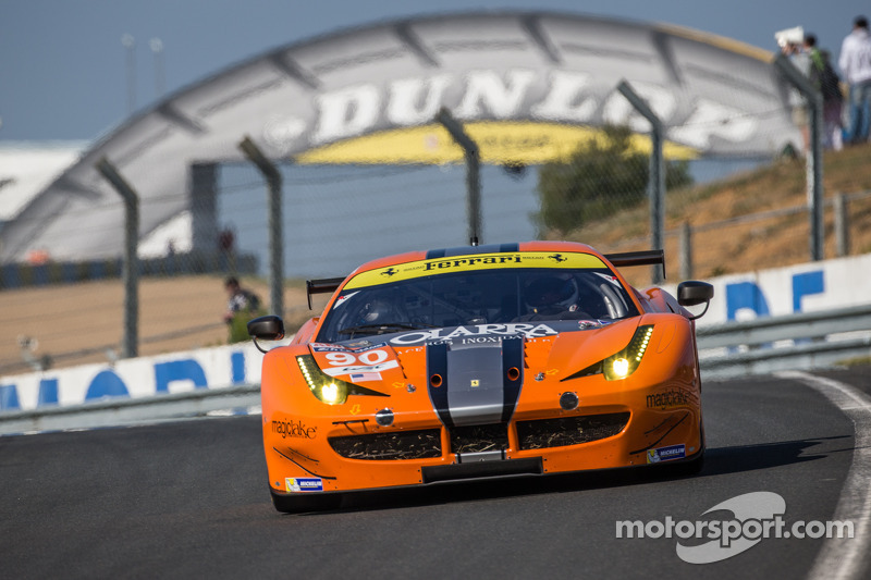 American young star Montecalvo set for Le Mans return
