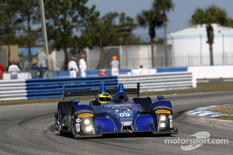 A new track and a new challenge for Ende at the Kansas Grand Prix