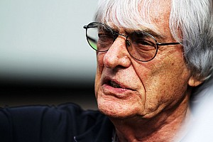 Formula 1 Breaking news Ecclestone offered to pay $40 million to prevent trial
