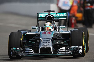 Hamilton hits reverse after Monaco 'tantrum'