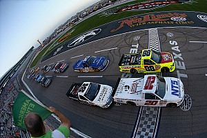 NASCAR Truck Analysis Gainers and losers from Texas