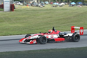 McGregor prevails in F2000 at Virginia Interntional Raceway