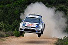 Ogier powers into Rally Italia lead