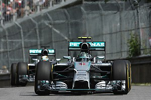 Formula 1 Breaking news Mercedes in 2014 re-think after 'wake-up call'