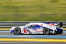 Disrupted qualifying for Toyota Racing