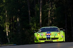 Le Mans Qualifying report Krohn Racing Ferrari team ready for the green flag