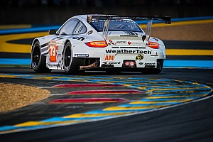 Le Mans Breaking news Bret Curtis will miss Le Mans after crash