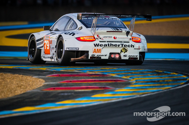 Bret Curtis will miss Le Mans after crash