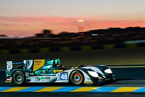 Le Mans Qualifying report Karun Chandhok and Murphy Prototypes qualify in sixth for the 24 Hours of Le Mans