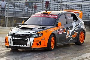 Speed, Lasek, Block, Foust among entries for Volkswagen Rallycross DC