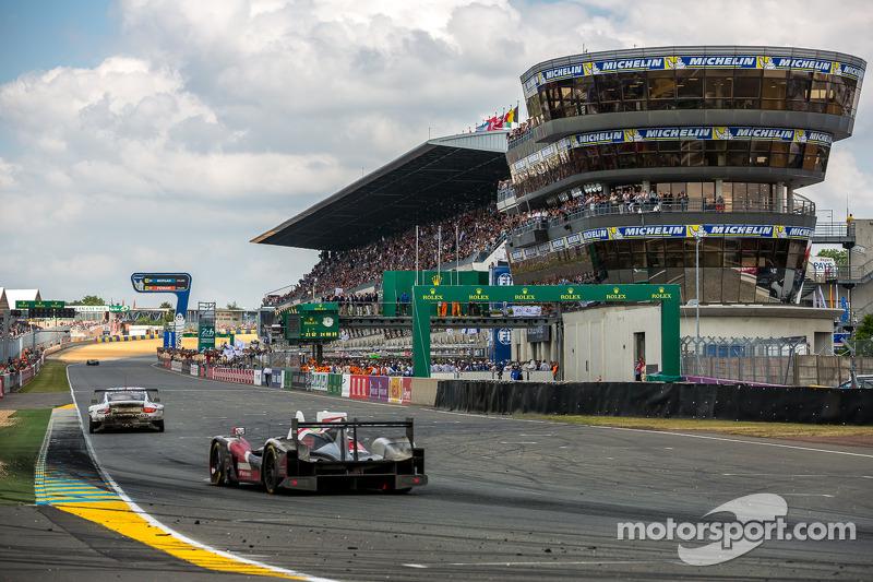 83rd Le Mans 24 Hours: 13-14 June 2015