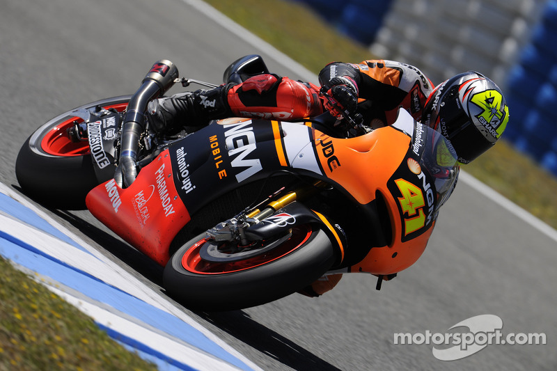 Bridgestone: Aleix Espargaro sets new Circuit Best Lap record to top Assen practice