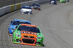 NASCAR Sprint Cup Commentary Danica Patrick set for a repeat performance?