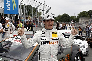 DTM Race report Second DTM win for Robert Wickens