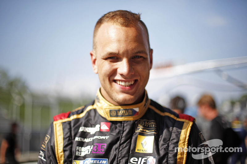 Lotus F1 team reserve Sorensen joins MP Motorsport in GP2