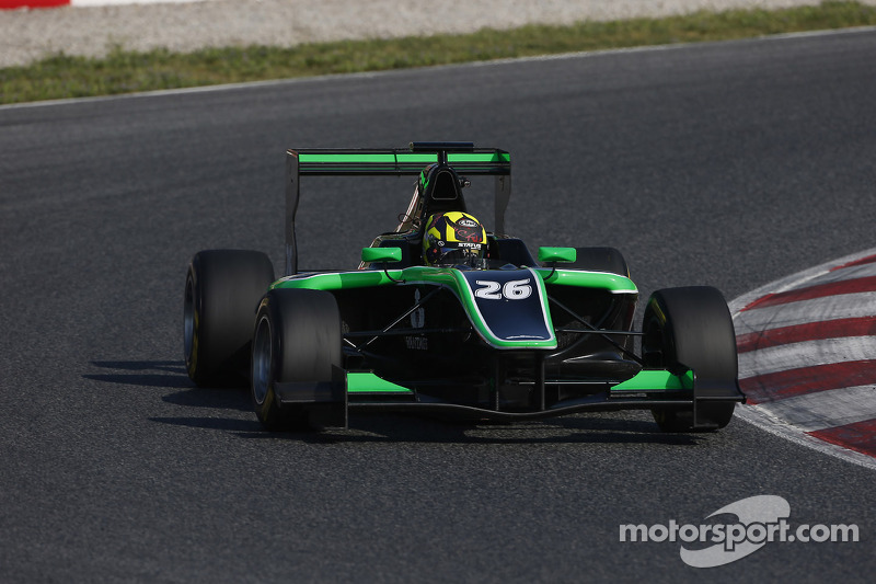 Yelloly sets the pace at Silverstone